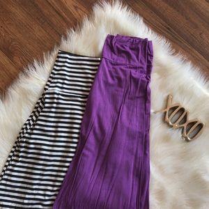 Set of 2!! Maxi skirts